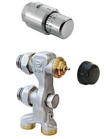 Jaga Pro ventiel recht thermostaatknop DC