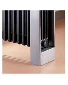 Radson Delta Column Bench Verticaal